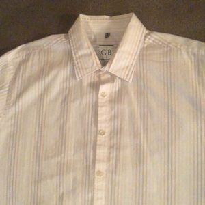 Button down shirt sleeves